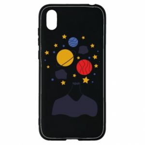 Huawei Y5 2019 Case Space in the head