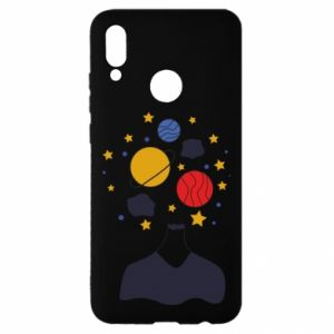 Huawei P Smart 2019 Case Space in the head