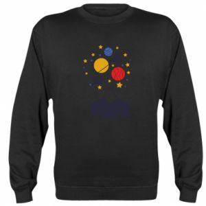 Sweatshirt Space in the head