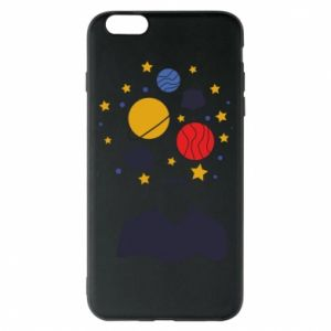 Phone case for iPhone 6 Plus/6S Plus Space in the head