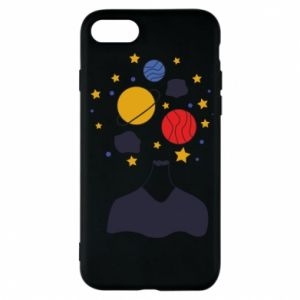 iPhone 7 Case Space in the head