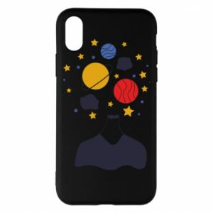 iPhone X/Xs Case Space in the head