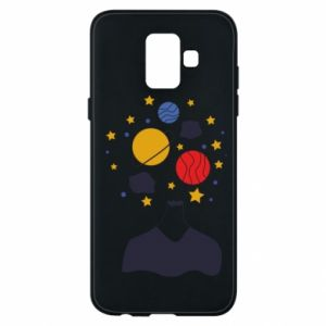Samsung A6 2018 Case Space in the head