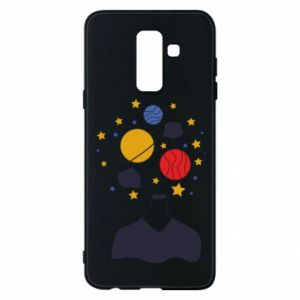 Samsung A6+ 2018 Case Space in the head
