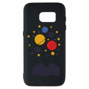 Samsung S7 Case Space in the head