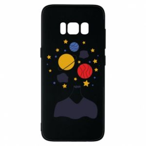 Samsung S8 Case Space in the head