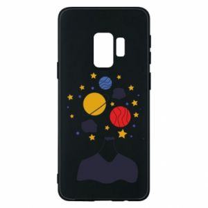 Samsung S9 Case Space in the head
