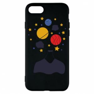 iPhone 8 Case Space in the head