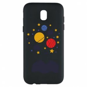 Samsung J5 2017 Case Space in the head