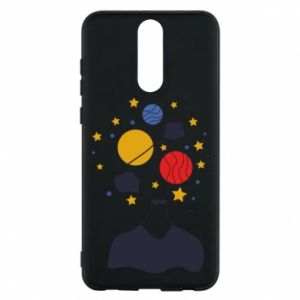 Phone case for Huawei Mate 10 Lite Space in the head