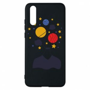 Huawei P20 Case Space in the head
