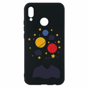 Huawei P20 Lite Case Space in the head