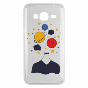 Samsung J3 2016 Case Space in the head
