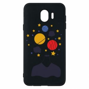 Phone case for Samsung J4 Space in the head