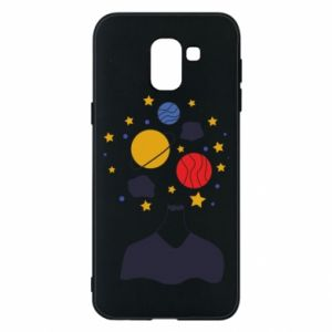 Phone case for Samsung J6 Space in the head