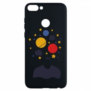 Phone case for Huawei P Smart Space in the head
