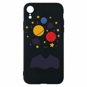 iPhone XR Case Space in the head