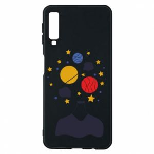 Samsung A7 2018 Case Space in the head