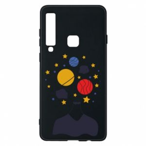Samsung A9 2018 Case Space in the head