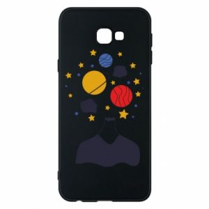 Samsung J4 Plus 2018 Case Space in the head