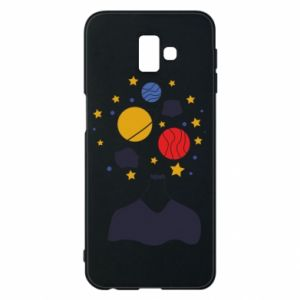 Samsung J6 Plus 2018 Case Space in the head