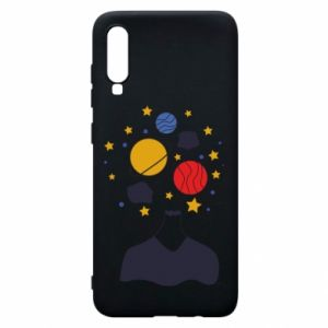 Samsung A70 Case Space in the head