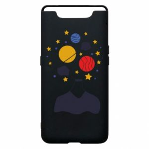 Samsung A80 Case Space in the head