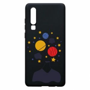 Huawei P30 Case Space in the head