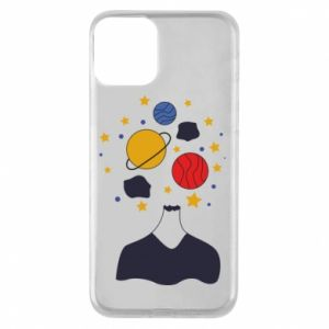 iPhone 11 Case Space in the head