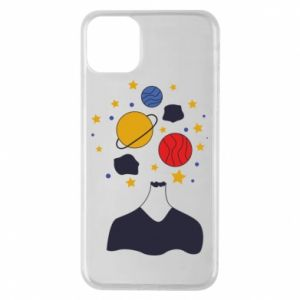 iPhone 11 Pro Max Case Space in the head