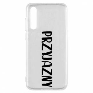 Huawei P20 Pro Case Friendly