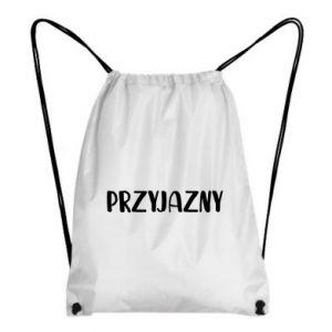 Backpack-bag Friendly