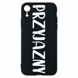 iPhone XR Case Friendly