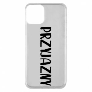iPhone 11 Case Friendly