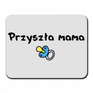 Mouse pad Future mommy for a boy