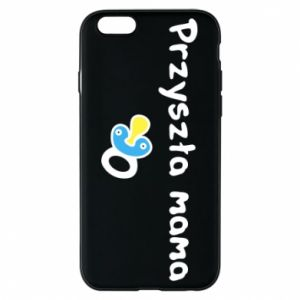 Phone case for iPhone 6/6S Future mommy for a boy