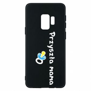 Phone case for Samsung S9 Future mommy for a boy