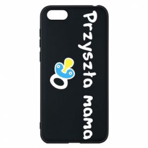Phone case for Huawei Y5 2018 Future mommy for a boy
