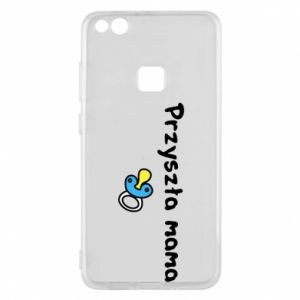 Phone case for Huawei P10 Lite Future mommy for a boy
