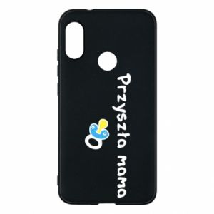Phone case for Mi A2 Lite Future mommy for a boy