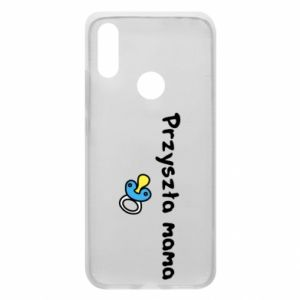 Phone case for Xiaomi Redmi 7 Future mommy for a boy