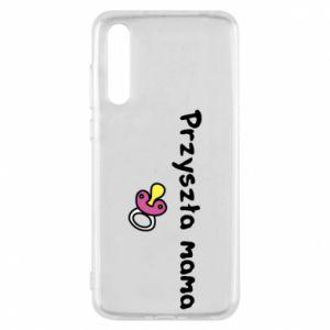 Etui na Huawei P20 Pro Przyszła mama dla dziewczyny