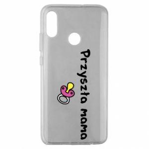 Etui na Huawei Honor 10 Lite Przyszła mama dla dziewczyny