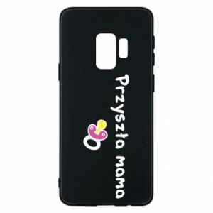 Phone case for Samsung S9 Future mom for a girl