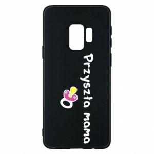 Etui na Samsung S9 Przyszła mama dla dziewczyny