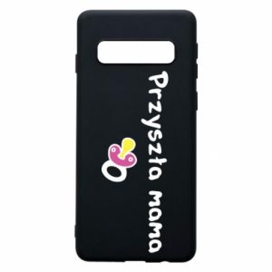 Phone case for Samsung S10 Future mom for a girl
