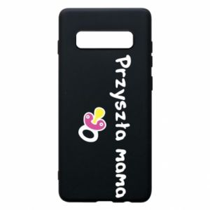 Phone case for Samsung S10+ Future mom for a girl