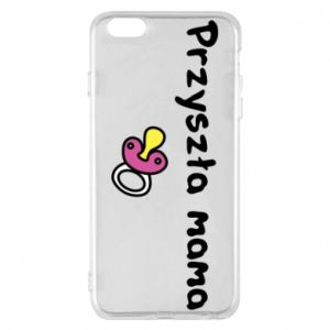 Phone case for iPhone 6 Plus/6S Plus Future mom for a girl