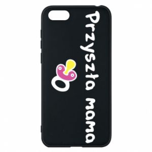 Phone case for Huawei Y5 2018 Future mom for a girl