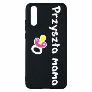 Phone case for Huawei P20 Future mom for a girl
